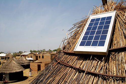 New international investment in off-grid energy sector in Africa